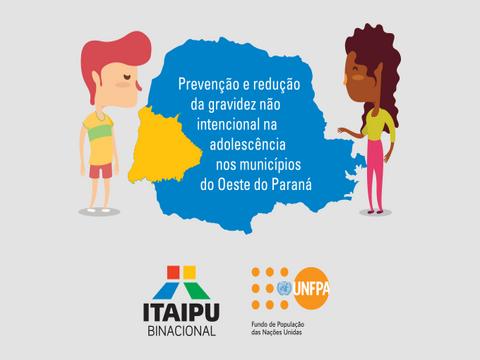 ITAIPU Binacional e UNFPA realizam seminário sobre gravidez na adolescência