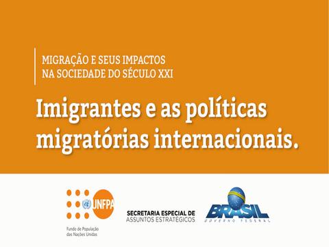 Minidocumentário: Migração e seus impactos na sociedade do século XXI (parte 2)