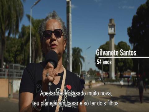 Dia Mundial da População 2019 | Gilvanete Santos